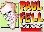 Paul Fell Cartoons